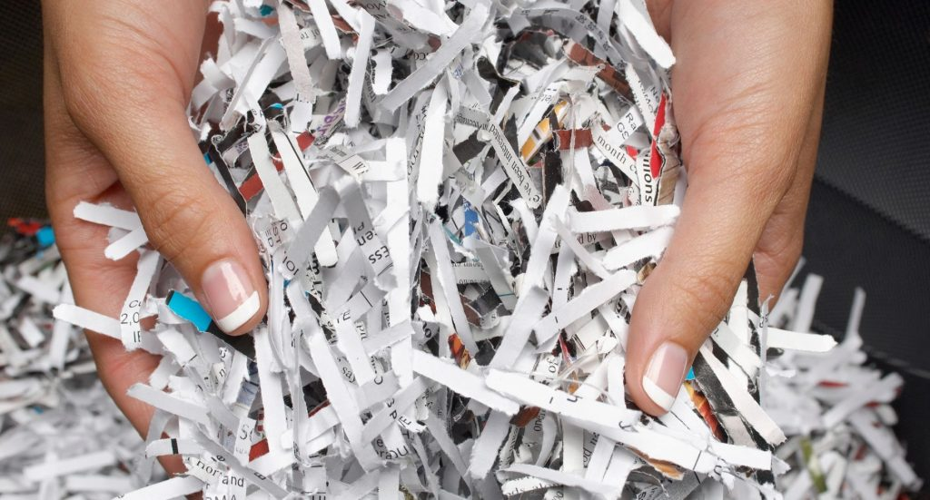 Blogs, what to shred and when, Linda Earnhart, Broker, Windermere Real Estate, Whidbey Island